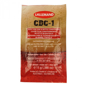 Дрожжи Lallemand Cask&Bottle Conditioning CBC-1 11г